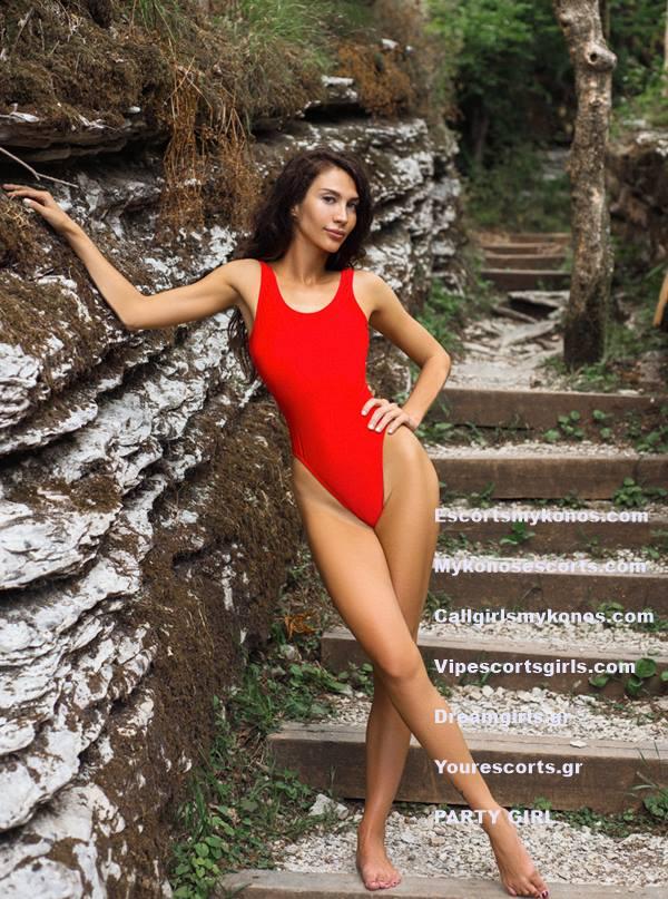 Instagram model escort Mykonos
