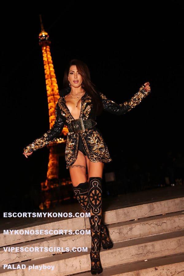 Famous Brazilian Playboy Mykonos Escorts