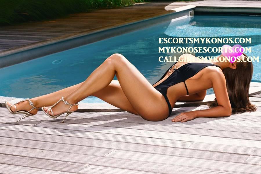 Model companion in Mykonos - escort Mykonos 1