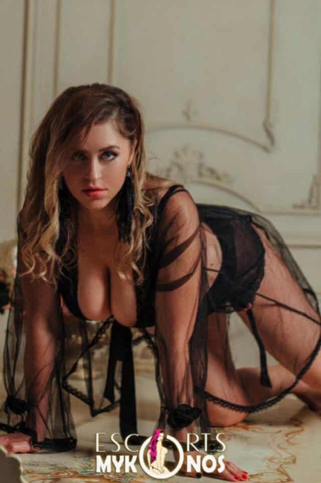 Hot Escort for Party Sarah – Mykonos luxury